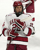 Jacob Olson (Harvard - 26) - The Harvard University Crimson defeated the Providence College Friars 3-0 in their NCAA East regional semi-final on Friday, March 24, 2017, at Dunkin' Donuts Center in Providence, Rhode Island.