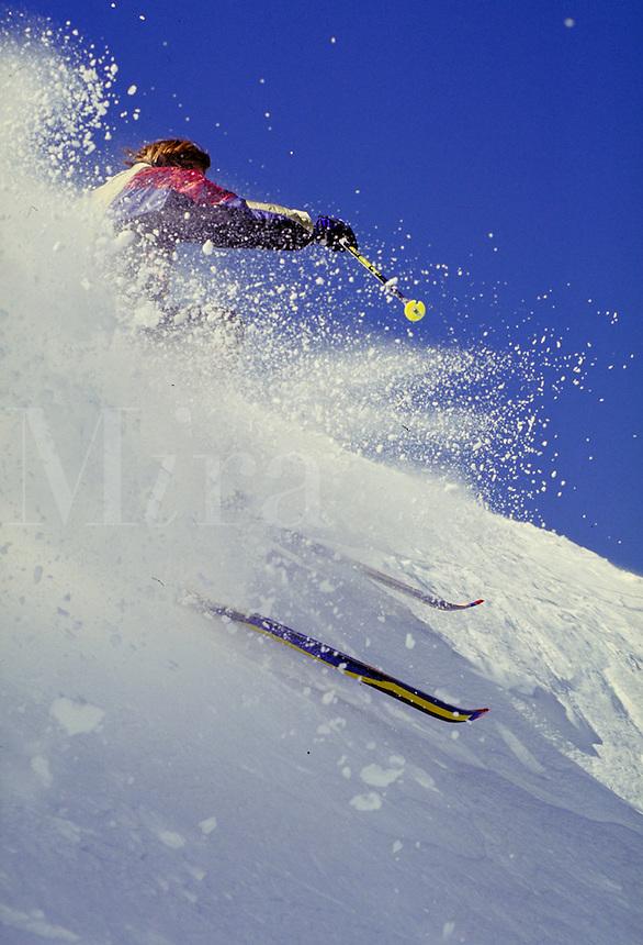 Scott King (MR470) Alpine Skiing, Breckenridge Ski Area, Summit County, Colorado. Scott King (MR470). Summit County, Colorado.