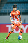 Jeju United Defender Baek Donggyu in action during the AFC Champions League 2017 Group H match Between Jeju United FC (KOR) vs Gamba Osaka (JPN) at the Jeju World Cup Stadium on 09 May 2017 in Jeju, South Korea. Photo by Marcio Rodrigo Machado / Power Sport Images