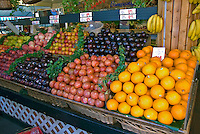 Farmers Market,  Fairfax, Fruit, Produce, Display,