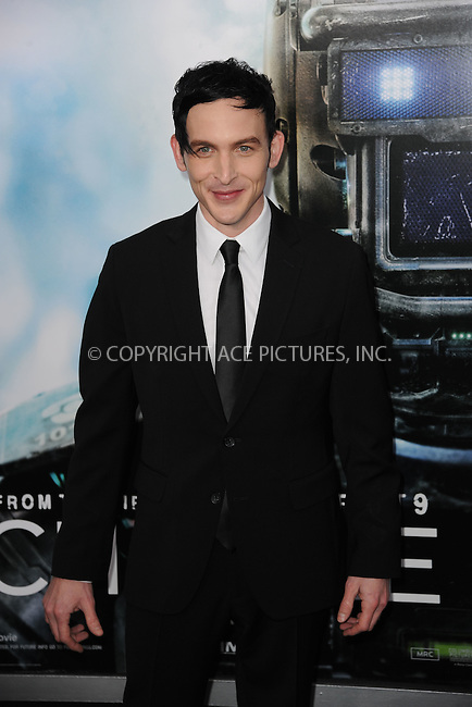 WWW.ACEPIXS.COM<br /> March 4, 2015 New York City<br /> <br /> Robin Lord Taylor attending the 'Chappie' New York Premiere at AMC Lincoln Square Theater on March 4, 2015 in New York City.<br /> <br /> Please byline: Kristin Callahan/AcePictures<br /> <br /> ACEPIXS.COM<br /> <br /> Tel: (646) 769 0430<br /> e-mail: info@acepixs.com<br /> web: http://www.acepixs.com