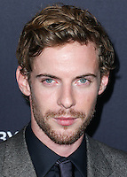HOLLYWOOD, LOS ANGELES, CA, USA - DECEMBER 15: Luke Treadaway arrives at the Los Angeles Premiere Of Universal Pictures' 'Unbroken' held at the Dolby Theatre on December 15, 2014 in Hollywood, Los Angeles, California, United States. (Photo by Xavier Collin/Celebrity Monitor)