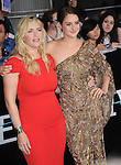 Kate Winslet and Shailene Woodley  attends The L.A. Premiere of DIVERGENT held at The Regency Bruin Theatre in West Hollywood, California on March 18,2014                                                                               © 2014 Hollywood Press Agency