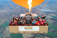 20140806 August 06 Hot Air Balloon Gold Coast