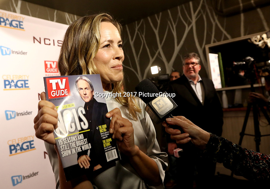 "STUDIO CITY, CA - NOVEMBER 6: Maria Bello attends the TV Guide Magazine Cover Party for Mark Harmon and 15 seasons of the CBS show ""NCIS"" at River Rock at Sportsmen's Lodge on November 6, 2017 in Studio City, California. (Photo by JC Olivera/PictureGroup)"