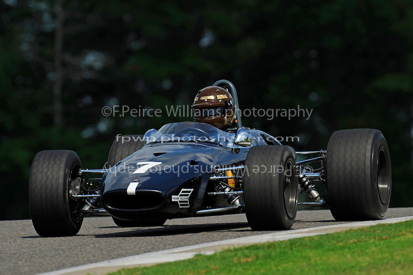 Ted Wentz, #7 (1968 Brabham BT23C, Classic Monoposto class)