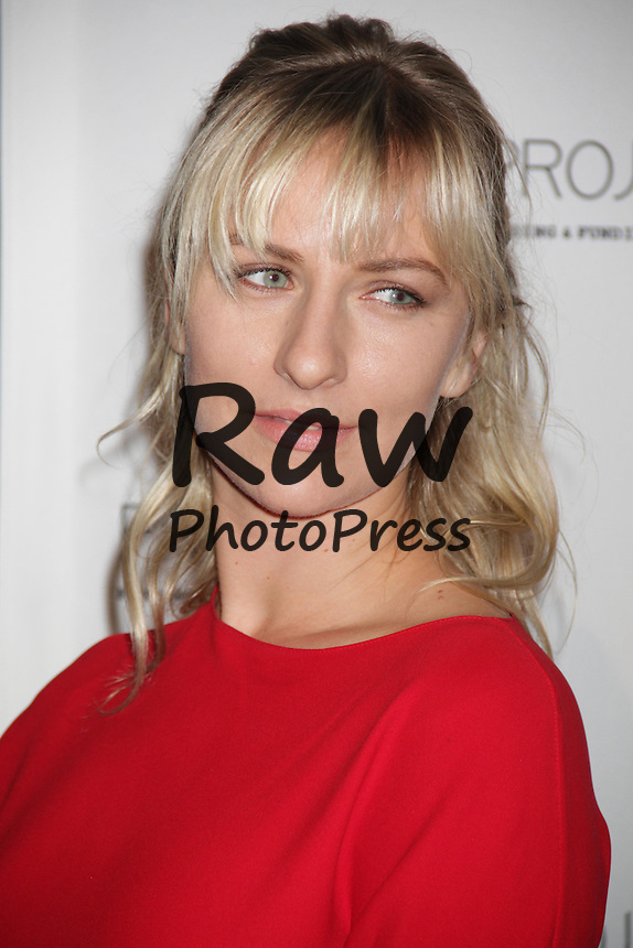Oct. 28, 2015 - New York, New York, U.S. - MICKEY SUMNER.at Project A.L.S. 17th annual gala at Cipriani 42St.10-28-2015. / Photos 2015.