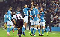 2018/10/20 Udinese vs Napoli