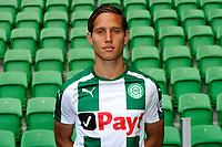 GRONINGEN - Voetbal, Presentatie FC Groningen o23, seizoen 2017-2018, 11-09-2017,   FC Groningen speler David Browne