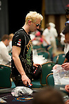 Team Pokerstars Pro Elky gets crippled on the last hand.