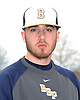 Jake Liberatore of Bayport-Blue Point poses for a portrait during the Newsday varsity baseball season preview photo shoot outside company headquarters on Sunday, Mar. 13, 2016.