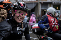 Anna van der Breggen (NED/Boels Dolmans) after finishing. <br /> <br /> 3th Liège-Bastogne-Liège-Femmes 2019 (1.WWT)<br /> 1 Day Race: Bastogne – Liège 138,5km<br /> <br /> ©kramon
