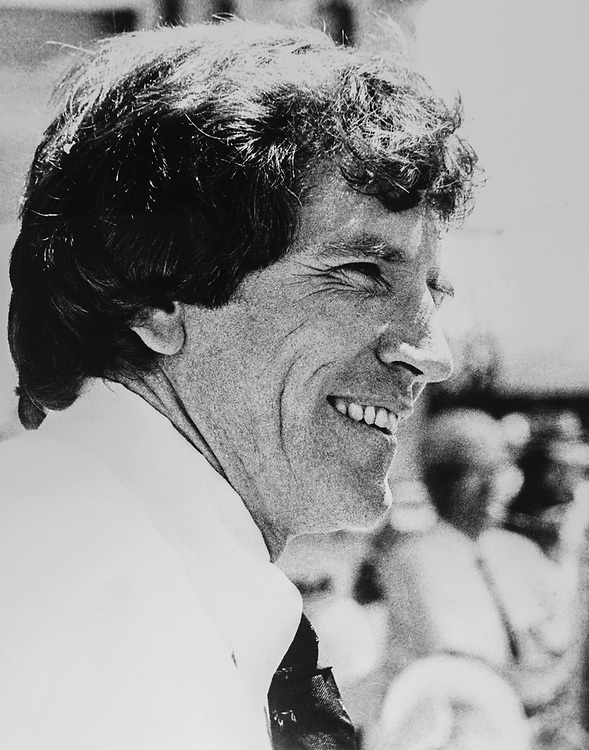 Close-up of Former Sen. Gary Hart, D-Colo., in 1994. (Photo by Chris Martin/CQ Roll Call via Getty Images)