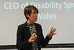 Disability sport Wales - UIWC  - Cardiff - Friday 08th September 2017 - Wales <br /> <br /> &copy;www.sportingwales.com - Please Credit: Ian Cook - Sportingwales