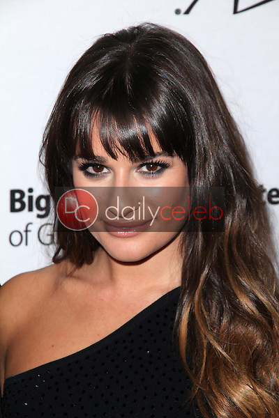 Lea Michele<br /> at the Big Brothers Big Sisters of Greater Los Angeles 2012 Rising Stars Gala, Beverly Hilton, Beverly Hills, CA 10-26-12<br /> David Edwards/DailyCeleb.com 818-249-4998