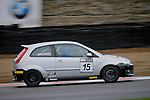 Alex Reed - Ford Fiesta ST