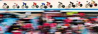Picture by Alex Whitehead/SWpix.com - 09/12/2017 - Cycling - UCI Track Cycling World Cup Santiago - Velódromo de Peñalolén, Santiago, Chile - Women's Omnium Scratch race.