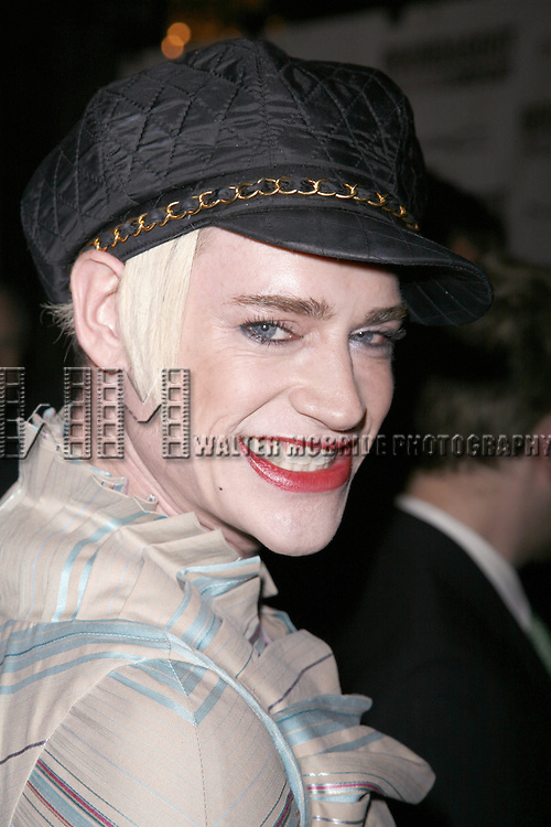 Richie Rich attending the Opening Night after party for the Roundabout Theatre Company's Broadway production of THE THREEPENNY OPERA at Studio 54 in New York City.. April 20, 2006. © Walter McBride/WM Photography
