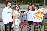 LAUNCH: The Kerry Rose Si?le Ni? Dheargain launching the Jigsaw Benefit Night to be held at the Kingdom Greyhound Stadium on Saturday 25th of June l-r: Colm Furlong, Kerry Rose Si?le Ni? Dheargain, Sadhbh Baker and Ruth Baker.