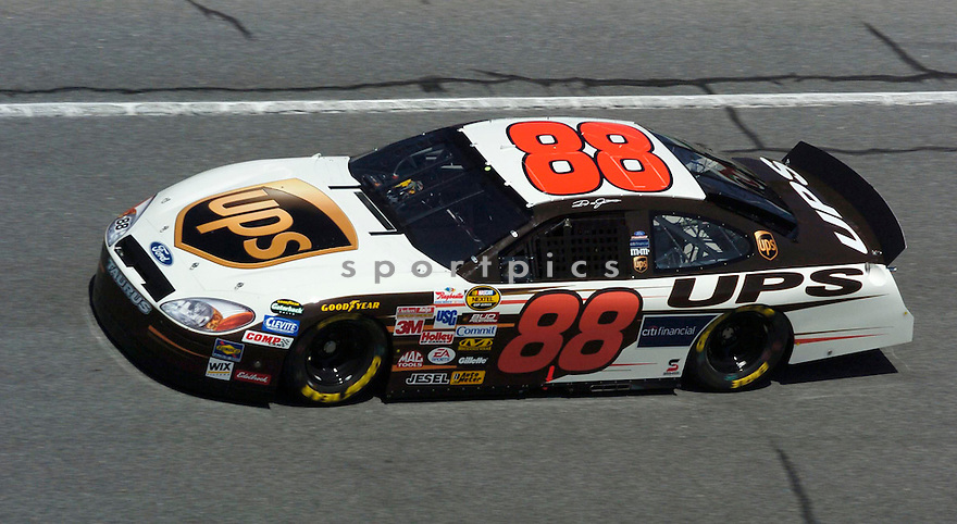 Dale Jarrett during the 2005 Daytona 500...David Durochik / SportPics
