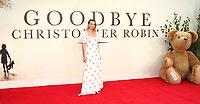 SEP 20 Goodbye Christopher Robin World Premiere