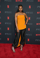 LOS ANGELES, CA - MAY 30: Sydelle Noel, at the #NETFLIXFYSEE Glow Event at NETFLIX FYSEE Raleigh Studios in Los Angeles, California on May 30, 2018. <br /> CAP/MPIFS<br /> &copy;MPIFS/Capital Pictures