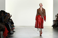 Creature of the Wind<br />  catwalk fashion show at New York Fashion Week<br /> Spring Summer 2018<br /> in New York, USA September 2017.<br /> CAP/GOL<br /> &copy;GOL/Capital Pictures