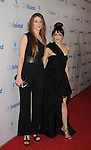 "LOS ANGELES, CA. - March 15: Actress Dominik García-Lorido and Prima Ballerina Lorena Feijoo arrive at the Los Angeles premiere of ""City Island"" held at Westside Pavillion Cinemas on March 15, 2010 in Los Angeles, California."