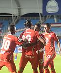América venció 1-0 a Deportivo Pasto. Fecha 20 Liga Águila II-2019.