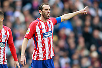 Atletico de Madrid's Diego Godin during La Liga match. April 8,2018. (ALTERPHOTOS/Acero) /NortePhoto NORTEPHOTOMEXICO