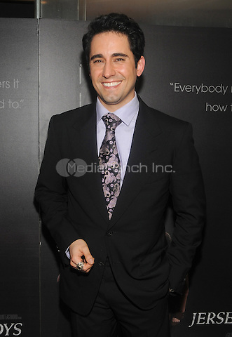New York, NY- June 9: John Lloyd Young attends the 'Jersey Boys' Special Screening at the Paris Theater on June 9, 2014 in New York City. Credit: John Palmer/MediaPunch