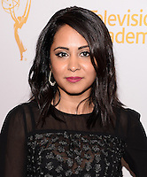 NEW YORK, NY - APRIL 02: Parminder Nagra attends an evening with 'The Blacklist' at Florence Gould Hall on April 2, 2014 in New York City.  HP/Starlitepics