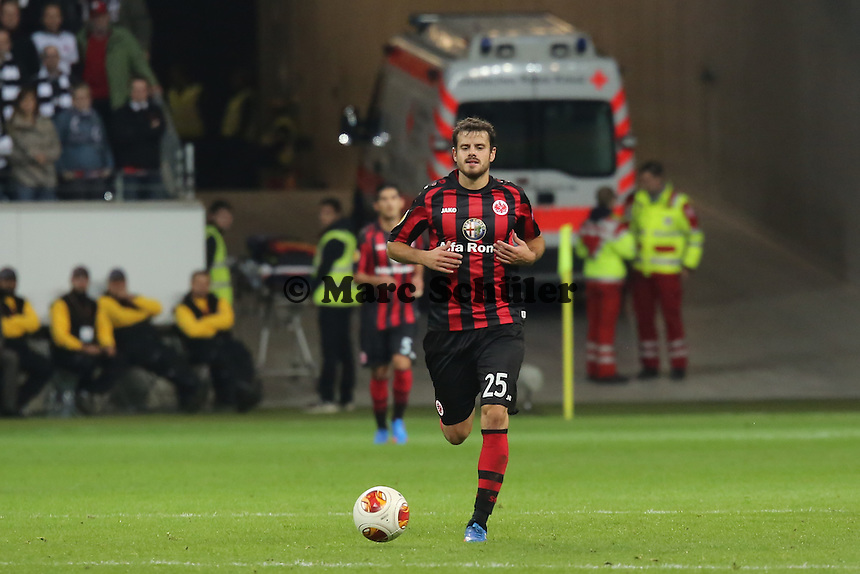 Tranquillo Barnetta (Eintracht) - 1. Spieltag der UEFA Europa League Eintracht Frankfurt vs. Girondins Bordeaux
