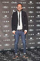 "Fernando Gonzalez de Molina attends the ""ICON Magazine AWARDS"" Photocall at Italian Consulate in Madrid, Spain. October 1, 2014. (ALTERPHOTOS/Carlos Dafonte) /nortephoto.com"
