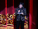 Baayork Lee on stage during The Fourth Annual High School Theatre Festival at The Shubert Theatre on March 19, 2018 in New York City.