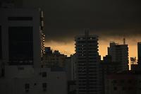 Projeto Cremação 360 Graus.<br /> Vista da rua dos Mundurucus próximo a três de maio em diração a Batista Campos e São Braz<br /> Belém, Pará, Brasil.<br /> Foto Paulo Santos<br /> 2016.