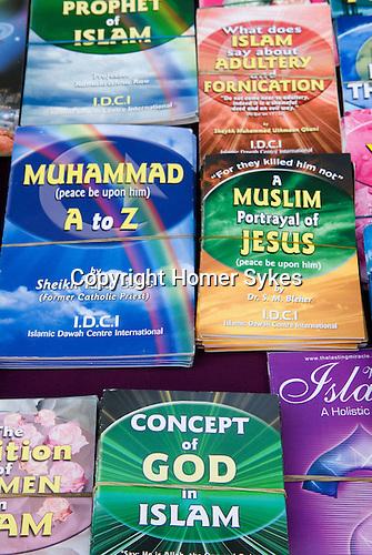 Islamic Muslim books, understanding Islam. London UK