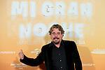 "Juan Muñoz attends to the premiere of the spanish film ""Mi Gran Noche"" at Kinepolis Cinema in Madrid, October 20, 2015.<br /> (ALTERPHOTOS/BorjaB.Hojas)"