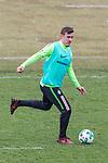 11.03.2018, Trainingsgelaende, Bremen, GER, 1.FBL, Training SV Werder Bremen<br /> <br /> im Bild<br /> Max Kruse (Werder Bremen #10), <br /> <br /> Foto &copy; nordphoto / Ewert