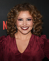 "07 February 2019 - Los Angeles, California - JUSTINA MACHADO. Netflix's ""One Day at a Time"" Season 3 Premiere and Global Launch held at Regal Cinemas L.A. LIVE 14. Photo Credit: Billy Bennight/AdMedia"