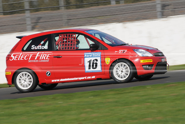 Ashley Sutton - Ford Fiesta ST