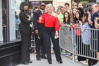 NEW YORK, EUA, 29.06.2017 -  BEBE-REXHA - A cantora Bebe Rexha  é vista no Soho na Ilha de Manhattan em New York nesta quinta-feira, 29 junho. (Foto: Vanessa Carvalho/Brazil Photo Press)