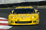 20 July 2007: The Corvette Racing C6.R driven by Oliver Gavin and Olivier Beretta at the Acura Sports Car Challenge at Mid-Ohio, 2007, Lexington, Ohio.