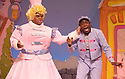 Jack and The Beanstalk ,a pantomine at The Hackney Empire with Clive Rowe , Terel Nugent. CREDIT Geraint Lewis