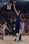Turkish Airlines Euroleague 2017/2018.<br /> Regular Season - Round 8.<br /> FC Barcelona Lassa vs Valencia Basket: 89-71.<br /> Pau Ribas.