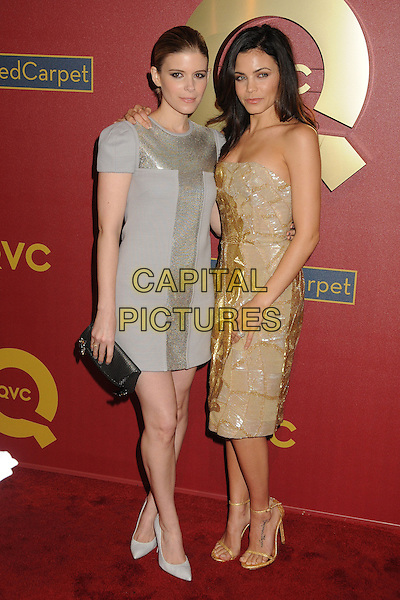 28 February 2014 - Los Angeles, California - Kate Mara, Jenna Dewan. QVC Presents Red Carpet Style held at the Four Seasons Hotel. <br /> CAP/ADM/BP<br /> &copy;Byron Purvis/AdMedia/Capital Pictures