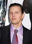 """WESTWOOD, CA. - December 16: Actor Barry Pepper arrives at the Los Angeles premiere of """"Seven Pounds"""" at Mann's Village Theater on December 16, 2008 in Los Angeles, California."""