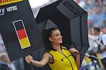 Hungarian GP Impressions - Grid Girls<br />  Foto © nph / Mathis