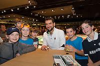ABN AMRO World Tennis Tournament, Rotterdam, The Netherlands, 15 Februari, 2017, Marin Cilic (CRO)<br /> Photo: Henk Koster