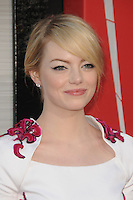 Emma Stone at the premiere of Columbia Pictures' 'The Amazing Spider-Man' at the Regency Village Theatre on June 28, 2012 in Westwood, California. &copy;&nbsp;mpi35/MediaPunch Inc. at the premiere of Columbia Pictures' 'The Amazing Spider-Man' at the Regency Village Theatre on June 28, 2012 in Westwood, California. &copy; mpi35/MediaPunch Inc. /*NORTEPHOTO.COM*<br />
